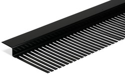 Solarprofiel 25x45mm RAL 9M05
