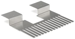 Solarprofiel passtuk  25x45mm brute L=195mm