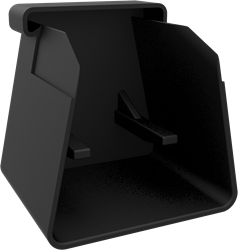 IP-060 End cover trapezoid rail