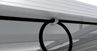 Kabelclip 4 mm-2
