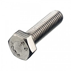 Bolt M8x30 stainless steel A2