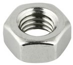 Nut M8 stainless steel A2