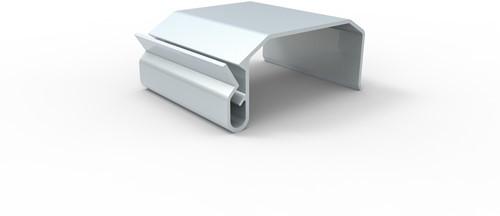 610-1-60 Montageclip zijplaat onder
