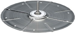 Mounting anchor stainless steel plate CA1330 2pcs per box 300mm M10