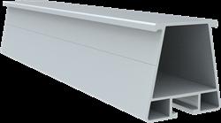 Trapezium Montagerail Blank (L=3120mm)